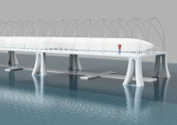 French win Hyperloop competition – transport in UAE with 1,200km/h