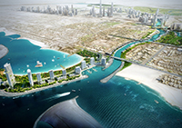Next immense project – Dubai Water Canal – is close to completion