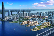 Dubai waterfront luxury real estate