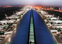 Airport of Dubai would by the world busiest by 2020