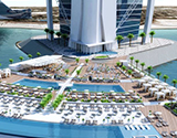 Burj Al Arab Terrace in Dubai is opened