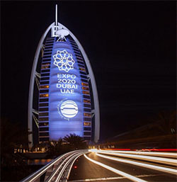 Dubai has clinched the victory for conducting the world exhibition in 2020, the EXPO 2020.