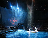 La Perle - the first aqua-show permanently based in Dubai.
