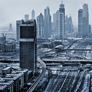 The world's largest Mega City in Dubai costing 10 billion dirhams.