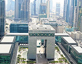 Dubai: rapid development of the International Financial Centre
