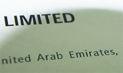 The advantages of a company in the Emirates